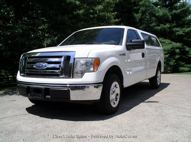 2009 Ford F-150 XL Long Bed 2WD