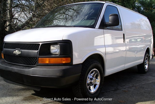 2007 Chevrolet Express 1500 Cargo 4-Speed Automatic
