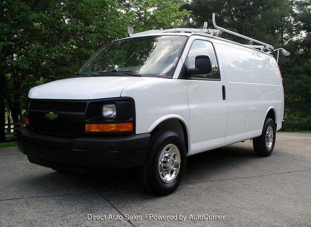 2013 Chevrolet Express 2500 Cargo Work Van