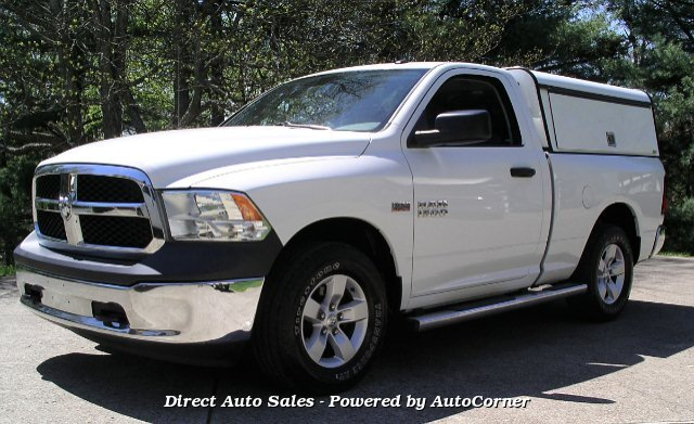 2014 Ram 1500 Tradesman ST 4WD with Work Topper